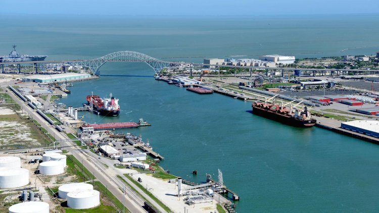 Port of Corpus Christi and Port of Rotterdam sign MoU