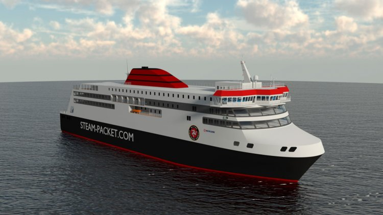 NAPA to provide safety solutions on Isle of Man Steam Packet Company's new ferry
