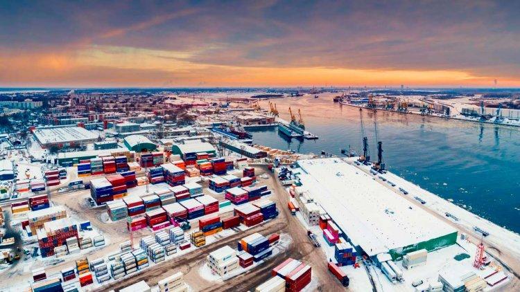 Latvian innovative technologies enhance the competitiveness of the Port of Riga