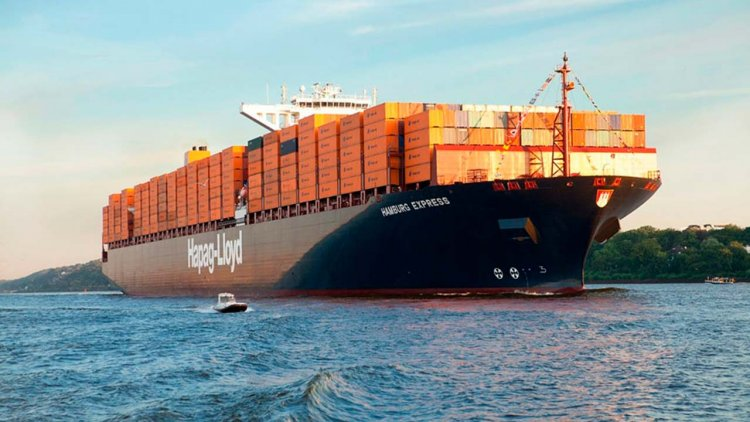 Logimatic signs contract during pandemic with the German container line Hapag-Lloyd