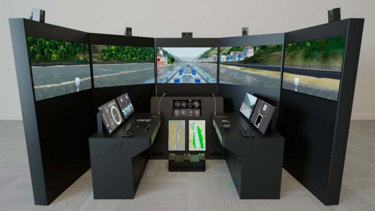 ROC Friese Poort signs a new deal with VSTEP to get the NAUTIS simulators