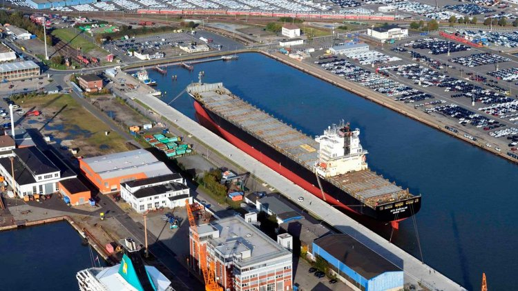 bremenports: Seven projects for a climate-neutral port