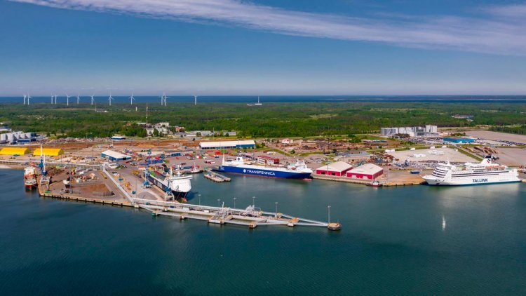 Port of Tallinn now consumes only green electricity produced in Estonia