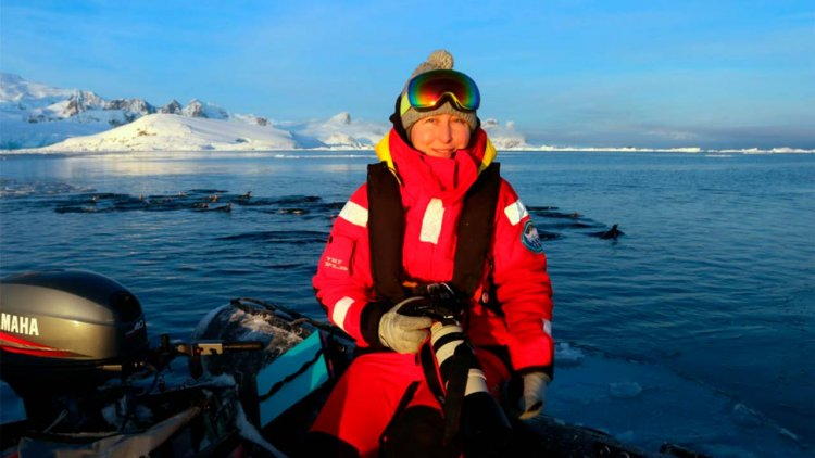 The long journey of women to Antarctica: the Ukrainian experience