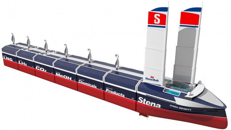 Stena Bulk unveils InfinityMAX concept vessel design