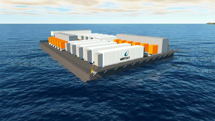 First-ever deployment of a floating energy storage solution in South East Asia
