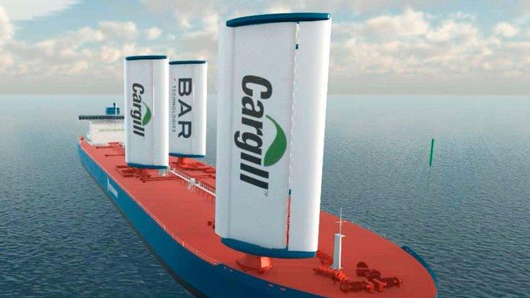Deltamarin, BAR Technologies and Cargill present WindWings virtual showroom