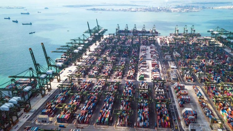 Innovez One signs agreement with R W Marine Services in Singapore