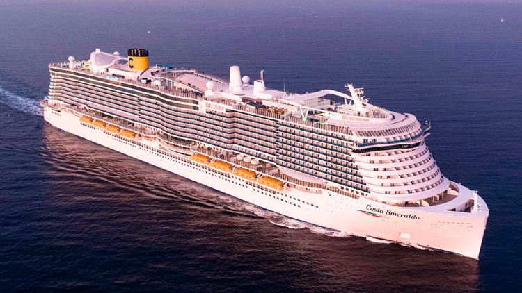 Costa resumes its cruises starting from May