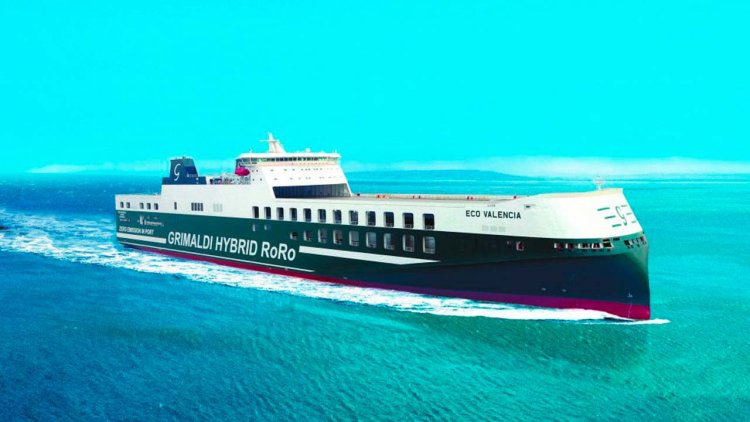 Silverstream completes trials of Silverstream® System on Grimaldi Group's Eco Valencia ro-ro