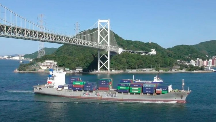 Wan Hai Lines confirmed orders for 5 new vessels