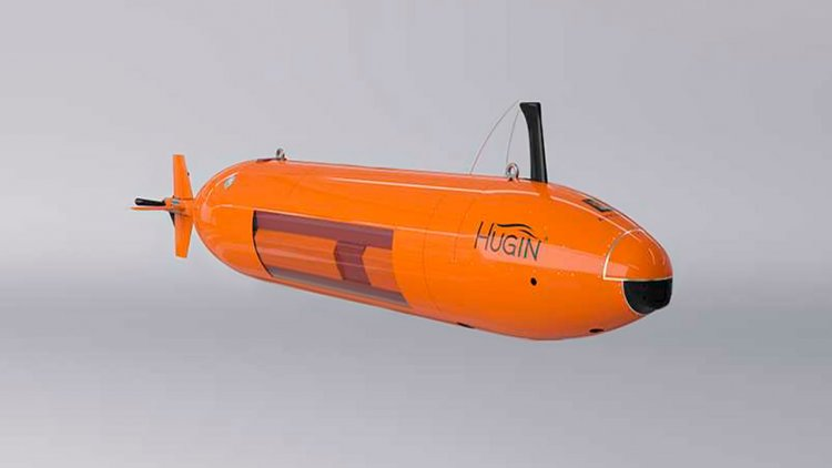 Kongsberg Maritime to supply a HUGIN AUV system to Lighthouse SpA