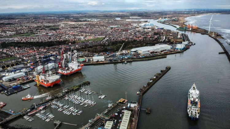 Port of Blyth supports UK oyster restoration project in UK waters