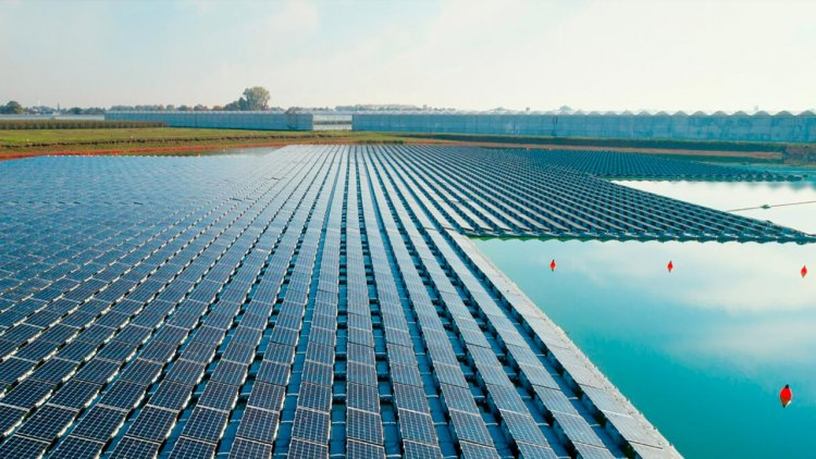 DNV publishes world's first recommended practice for floating solar power plants