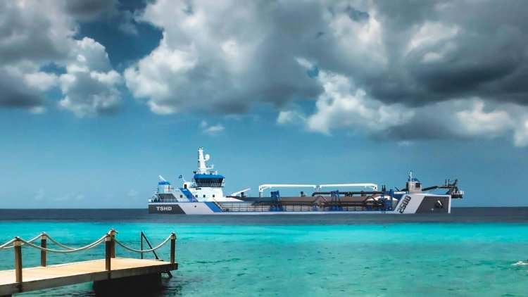 Damen Shipyards expands hopper dredger portfolio
