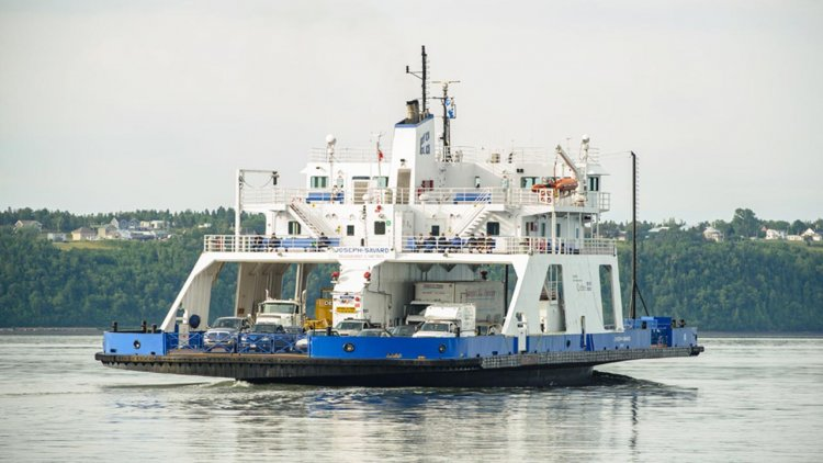 Major $29 million to modernize the MV Joseph-Savard ferry