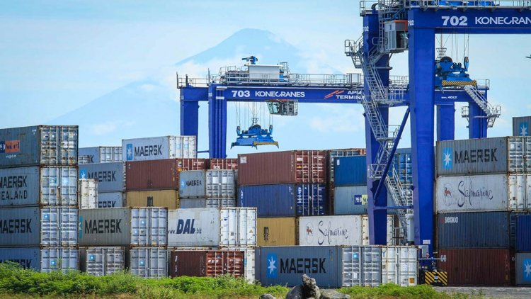 APMTQ installs two non-intrusive inspection equipments to ensure port security