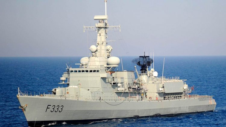 Successfully delivery of new consoles on board naval frigate Bartolomeu Dias