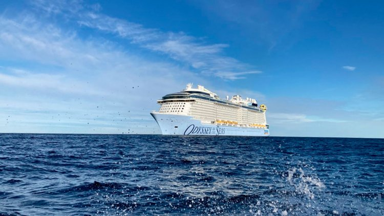 Meyer Werft delivers Odyssey of the Seas
