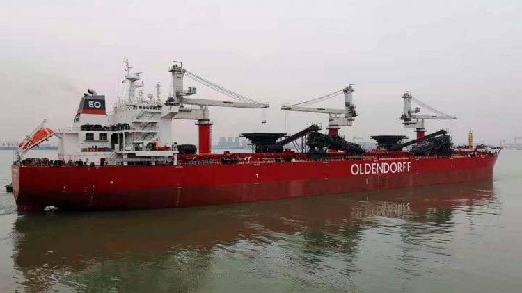 New investments for Oldendorff's fleet