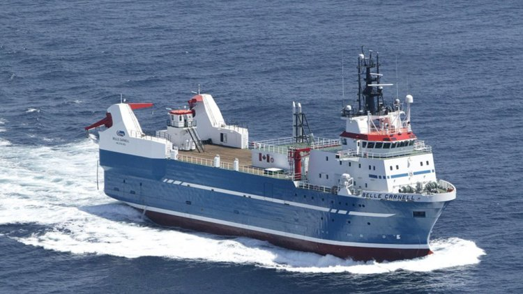 Fleet Xpress lands Clearwater Seafoods contract