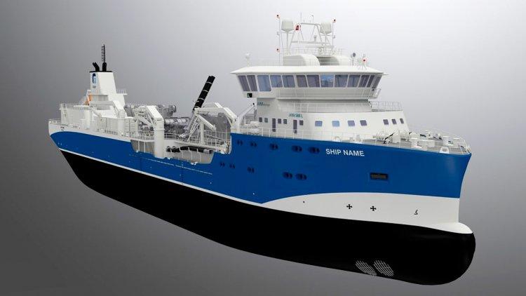 HAV Design develops the world's most environmentally friendly salmon transporter