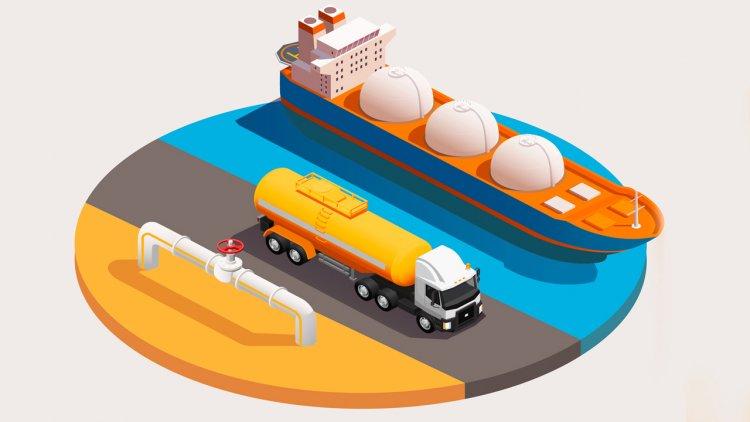 PGNiG received the fifth cargo of LNG at the Klaipėda LNG reloading station