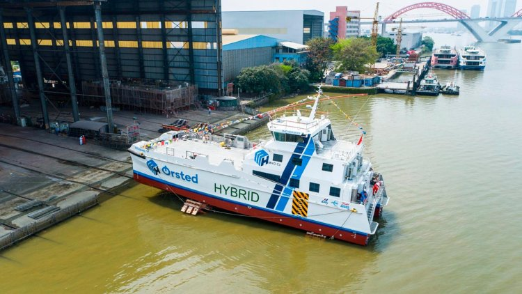 MHO-Co to develop carbon-neutral maritime transport using EUDP grants