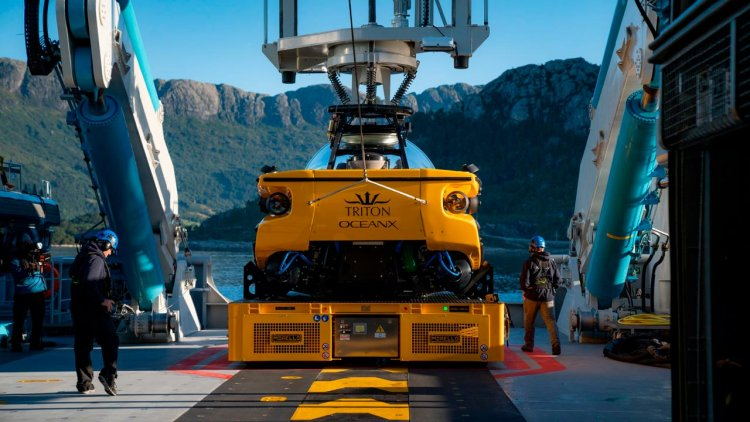Bolidt supplies for world's most advanced research vessel