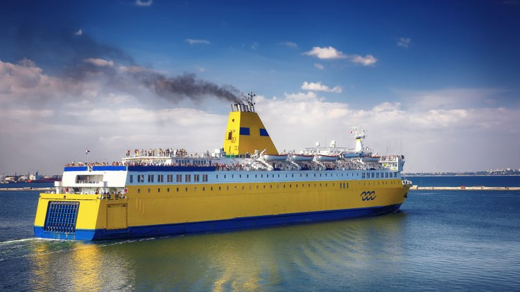 Lithuania enlists EMSA's RPAS services to monitor ship emissions