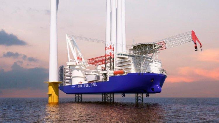Samsung Heavy Industries develops eco-friendly wind turbine installation vessel
