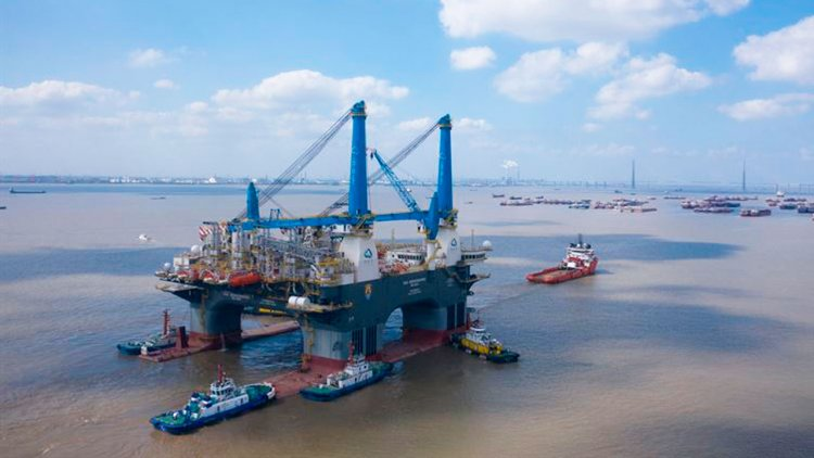ABS ISQM notation for one of the world's largest semi-submersible heavy-lift platforms