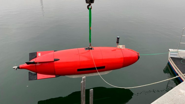 Dive Technologies completes successful sea trials with Kraken's sonar