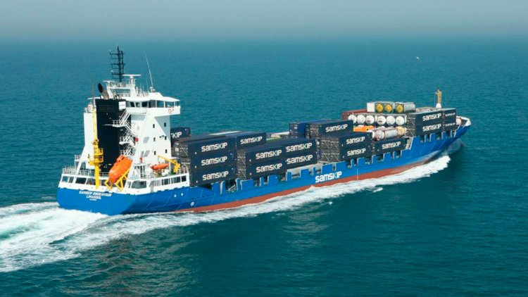 Samskip extends green marine fuels initiative in new commitment with GoodShipping