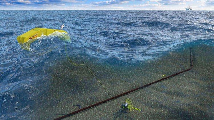 Mocean Energy unveils wave energy prototype