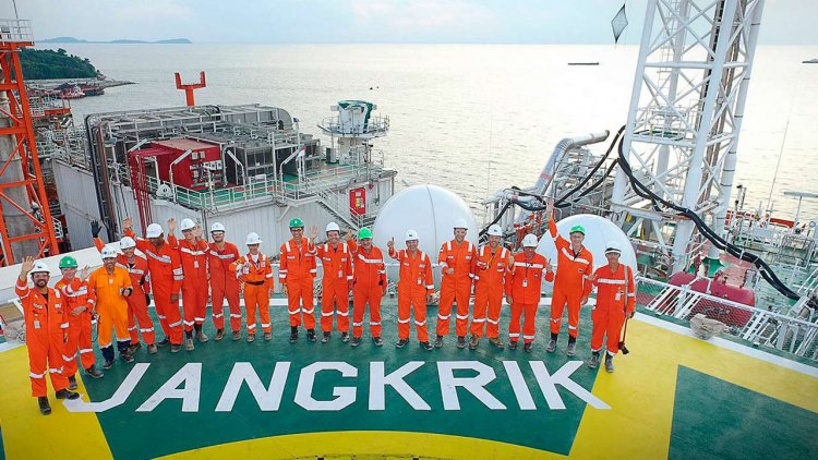 Eni starts gas production from Merakes Project deep offshore Indonesia