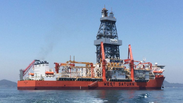 New four-year contract for Seadrill's West Saturn drillship with Equinor Brasil