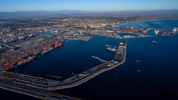 SpaceX Comes to Port of Long Beach