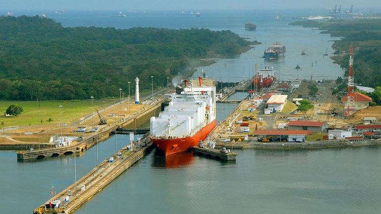 Panama Canal launched its process of decarbonizing its operations