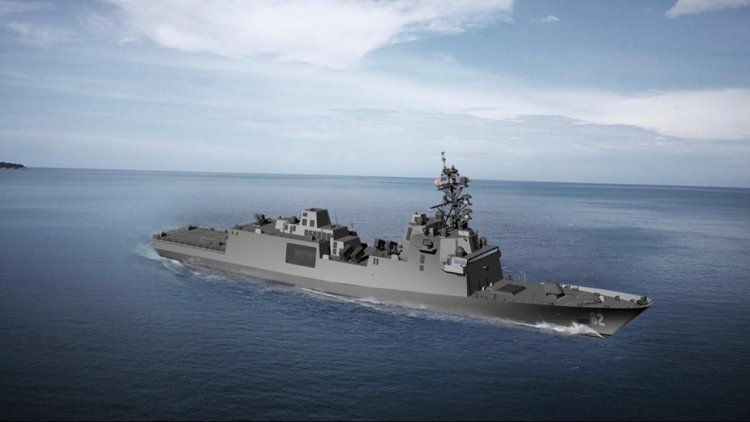 Rolls-Royce reaches agreement to design propellers for U.S. Navy's frigates
