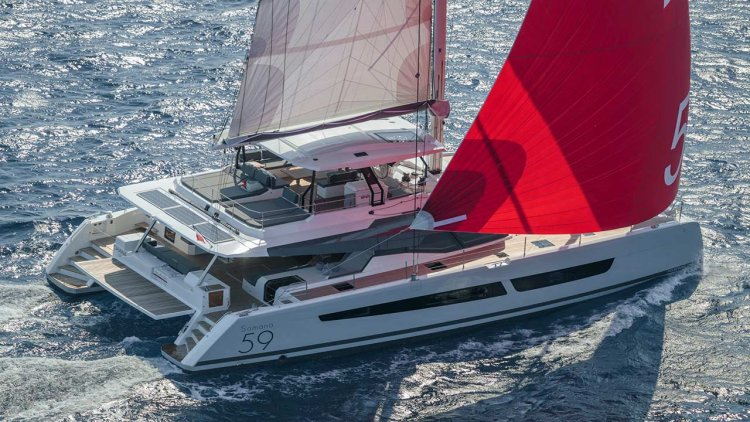 Fountaine Pajot chooses EODev for its hydrogen powered yachts