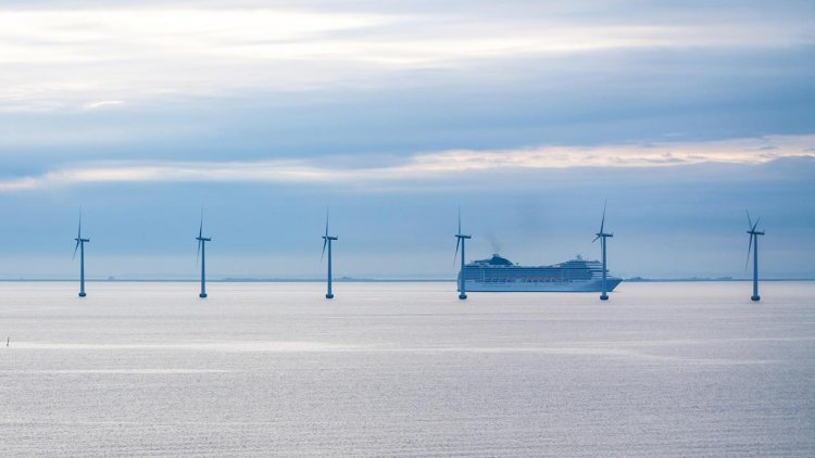 Total enters a 640 MW offshore wind project under construction in Taiwan
