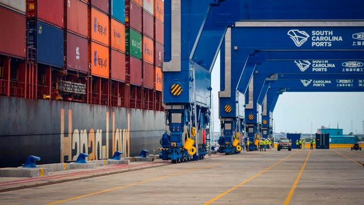 SC Ports expanding Inland Port Greer
