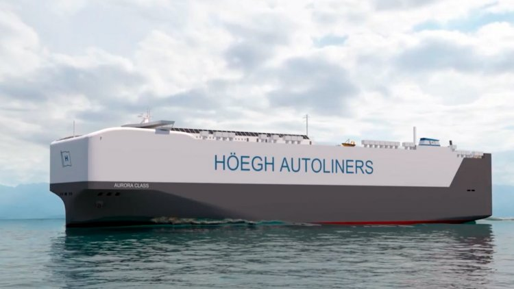 Deltamarin will be a part of Höegh Autoliners´ decarbonisation journey as the designer