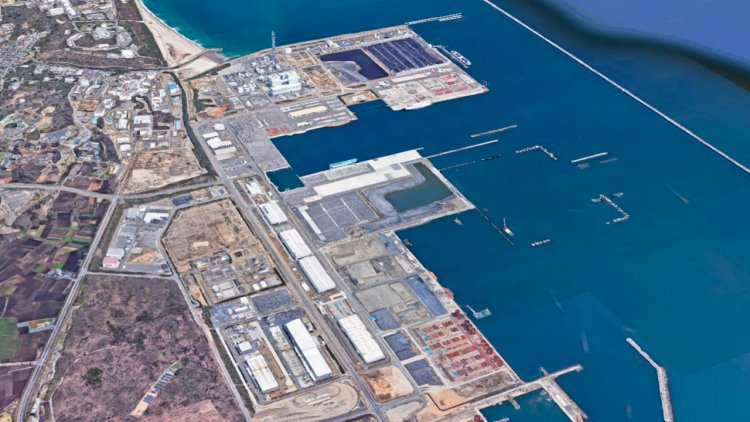 Construction OEMs benefit from new RoRo berth at Hitachinaka port