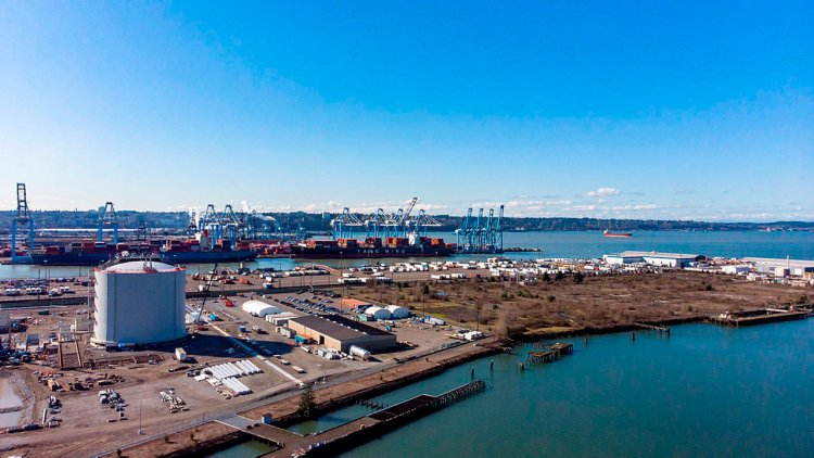 Puget LNG and GAC to supply LNG marine fuel by barge from the Port of Tacoma