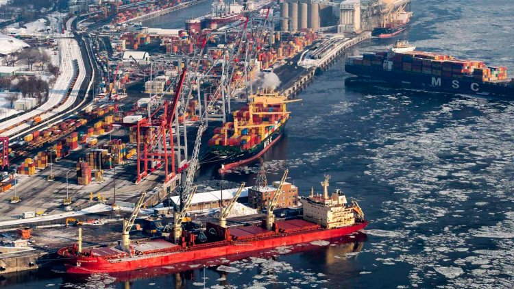 The Port of Montreal and the Adani Group renew their cooperation agreement