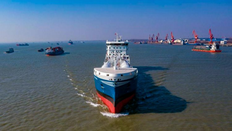 BV assigns full suite of smart ship notations to innovative Furetank chemical tanker