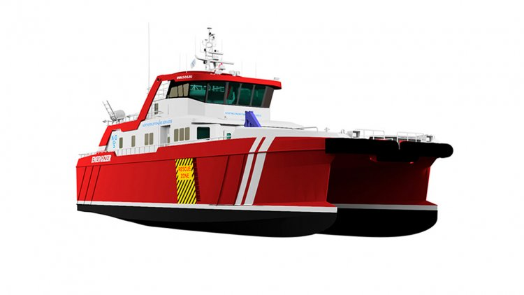 NYK concludes bareboat charter contract with NOG for crew transfer vessel