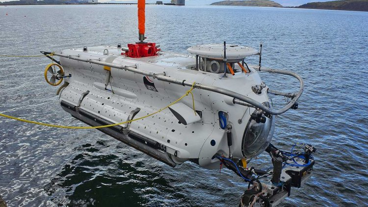 JFD conducts world-first simultaneous build of three submarine rescue vehicles